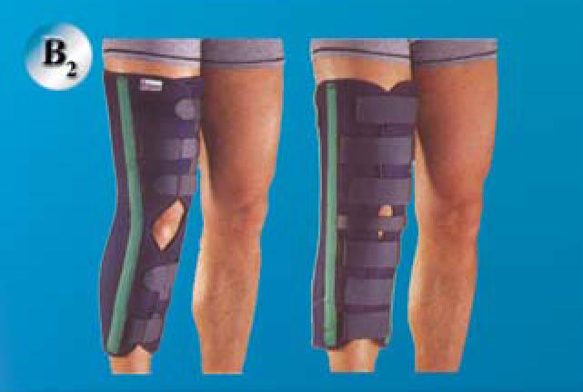 Knee immobilizer(B2