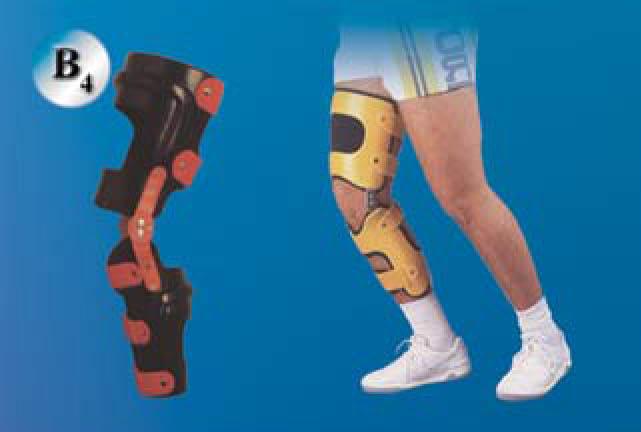Knee cage brace(B4